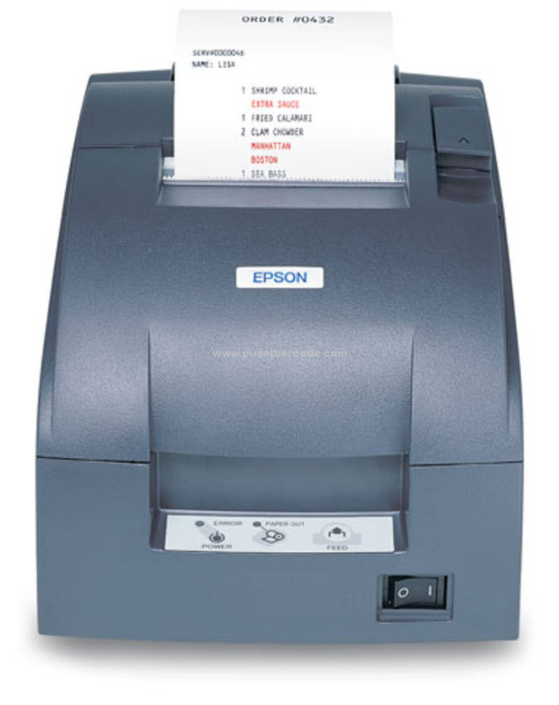Epson TM-U220 with Journal